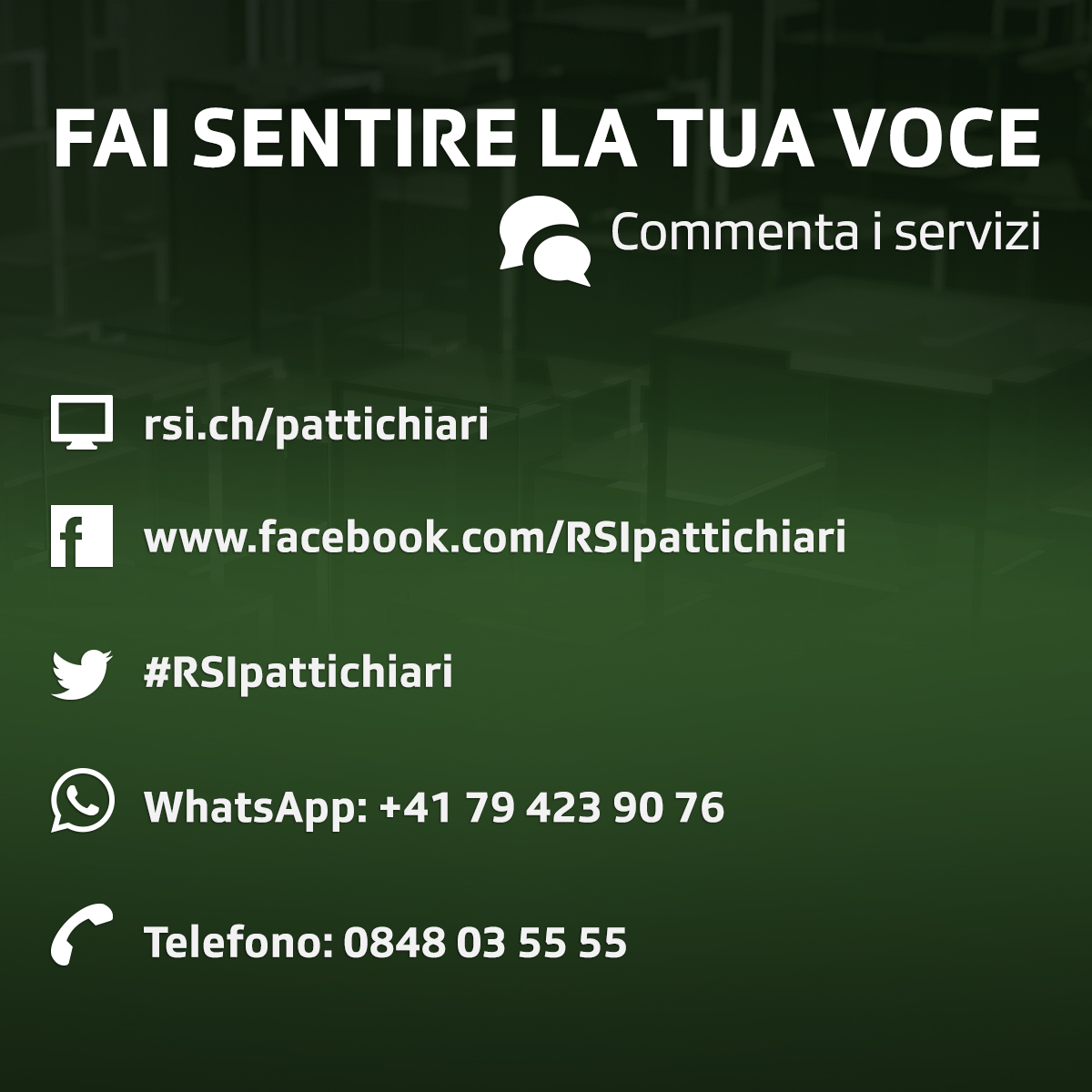Pattichiari banner social (NO sondaggio)
