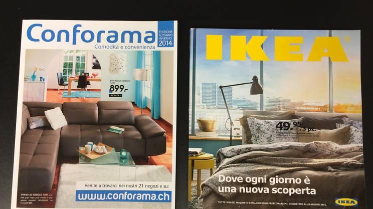 Ikea vs. Conforama / 18enni indebitati - RSI Radiotelevisione svizzera