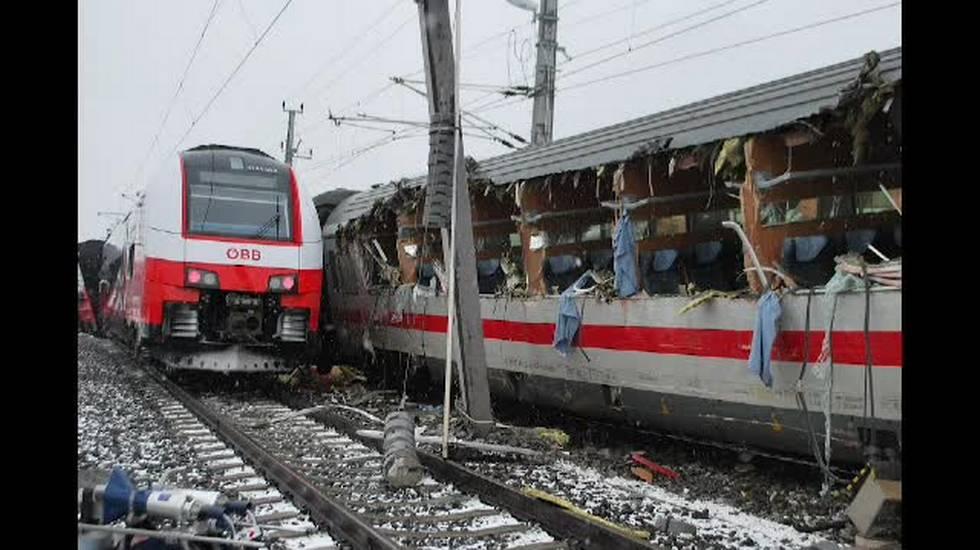 Austria, 1 morto in scontro fra treni