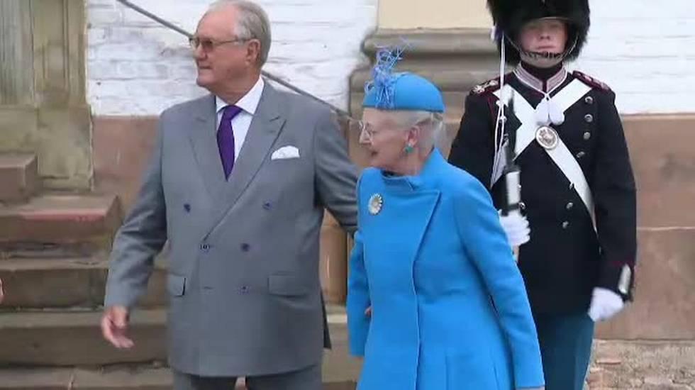 Danimarca, morto il principe Henrik