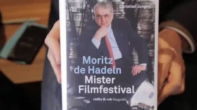Berlinale, il libro su Moritz de Hadeln