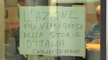 L'Italia e gli anziani, il reportage
