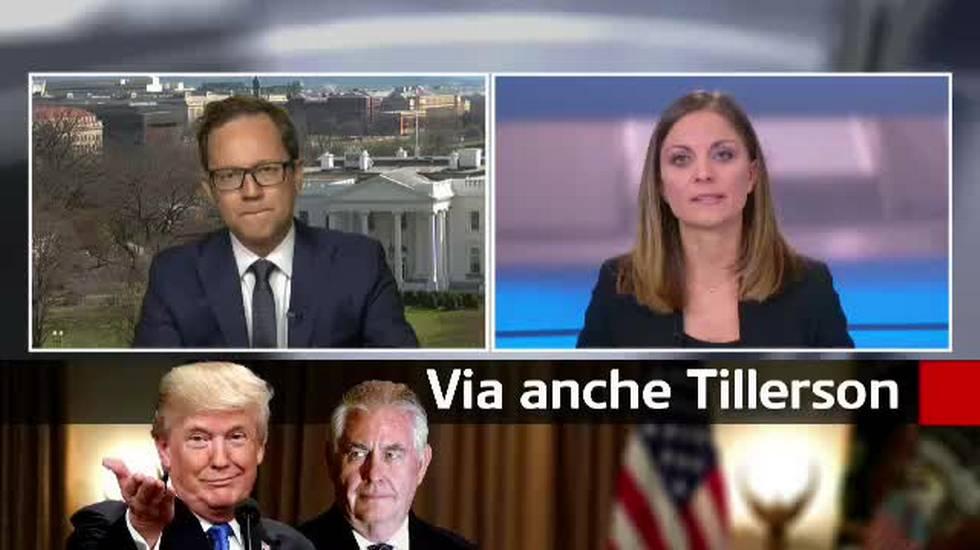 USA, Tillerson non è più il segretario di Stato