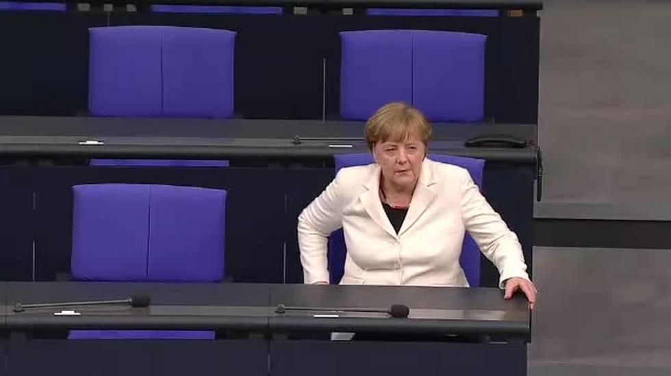 Germania, al via il quarto governo Merkel