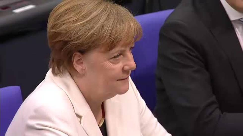 Angela Merkel eletta per la quarta volta