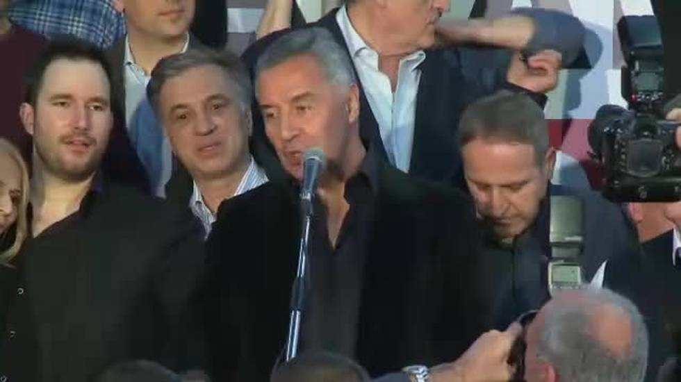 Montenegro, Djukanovic nuovo presidente