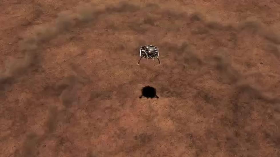Missione spaziale verso Marte