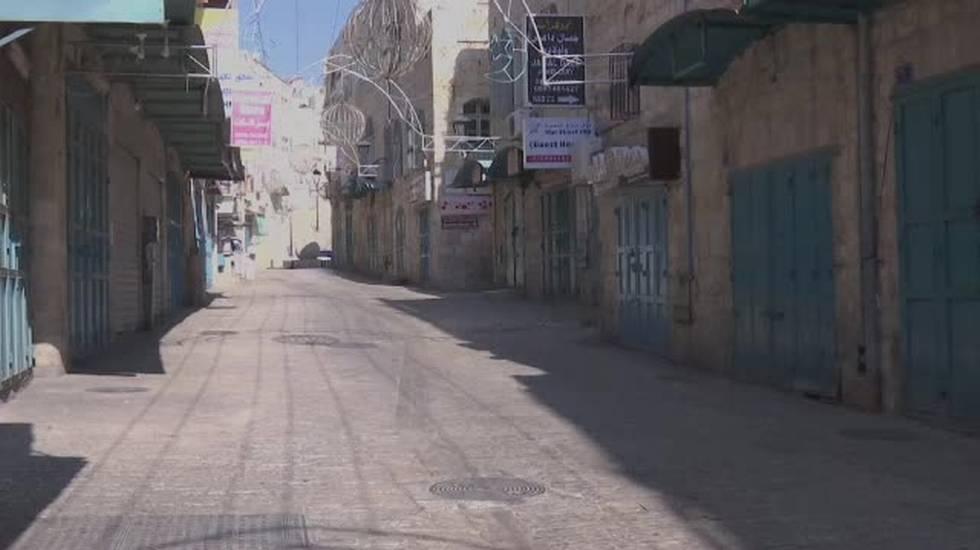 Gaza, calma irreale