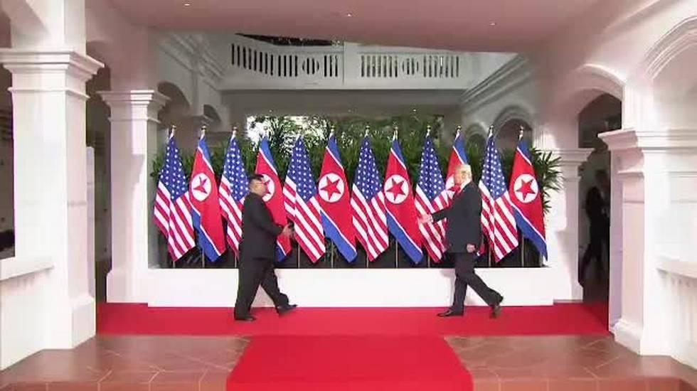 Kim-Trump, incontro con la storia