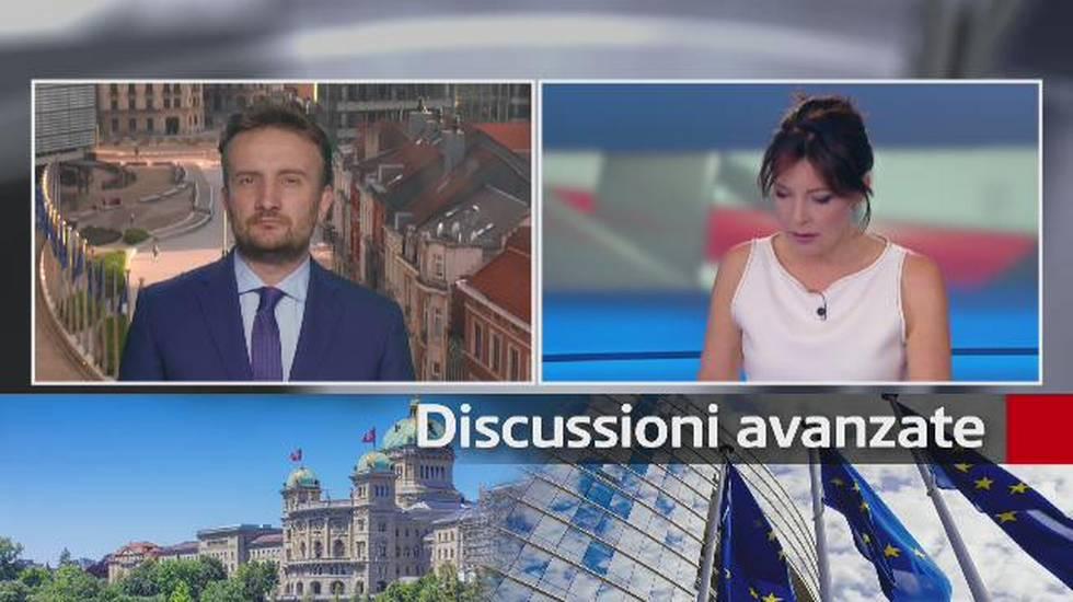 Il collegamento con Bruxelles