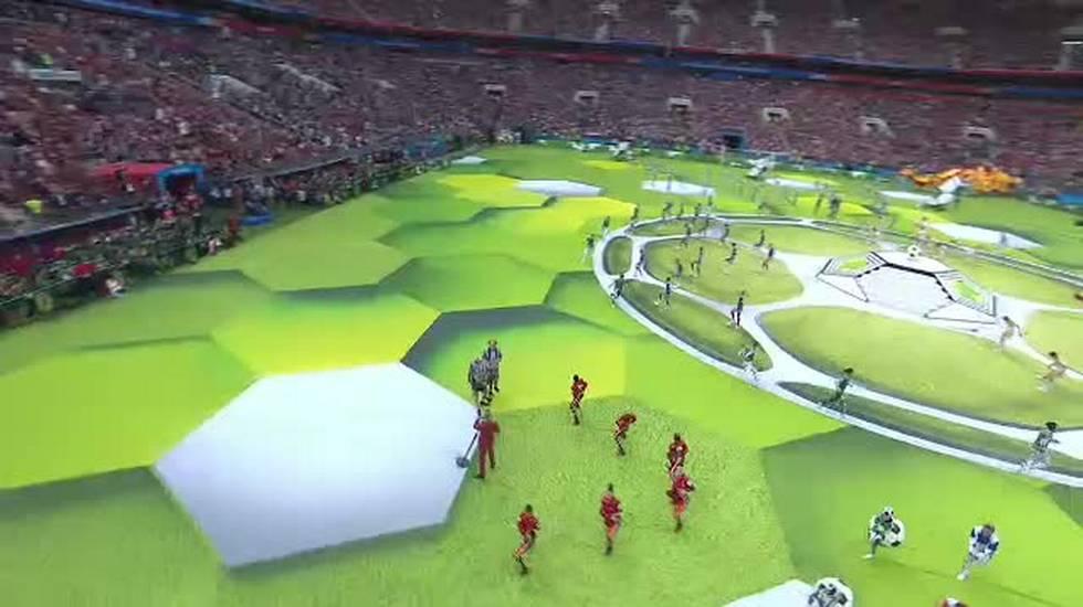 Al via i Mondiali in Russia