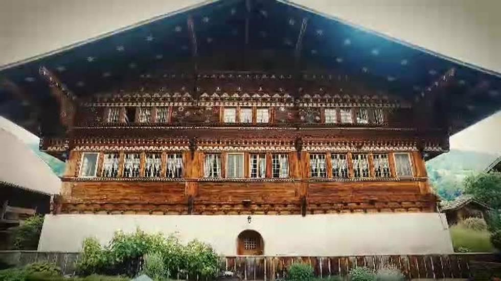 """""""Le meraviglie della Svizzera"""", meraviglie di legno"""