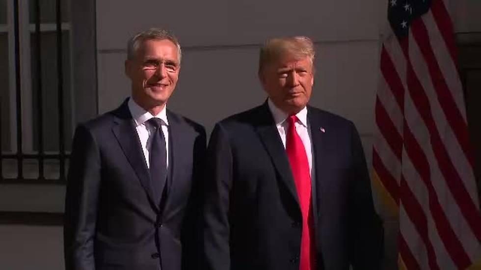 Vertice NATO, Trump contro la Germania