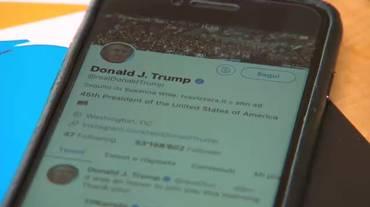 I tweet di Trump diventano arte