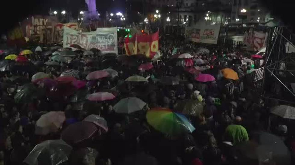 Argentina, non passa la legge sull'aborto