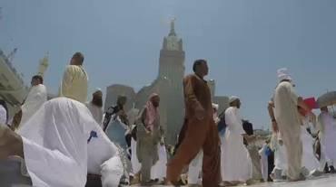 In due milioni alla Mecca