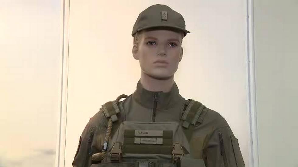 Esercito, sì a giubbotto