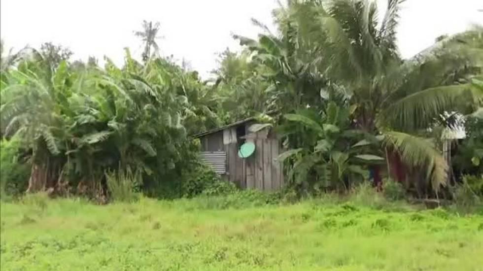 Il ciclone Mangkhut verso le Filippine
