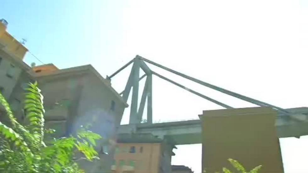 Genova, gli sfollati sempre in attesa