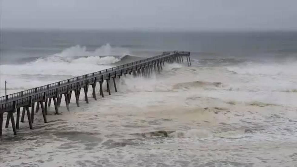 Florida, paura per l'uragano Michael
