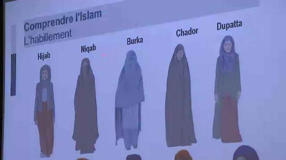 Legge anti-burqa, ricorso accolto