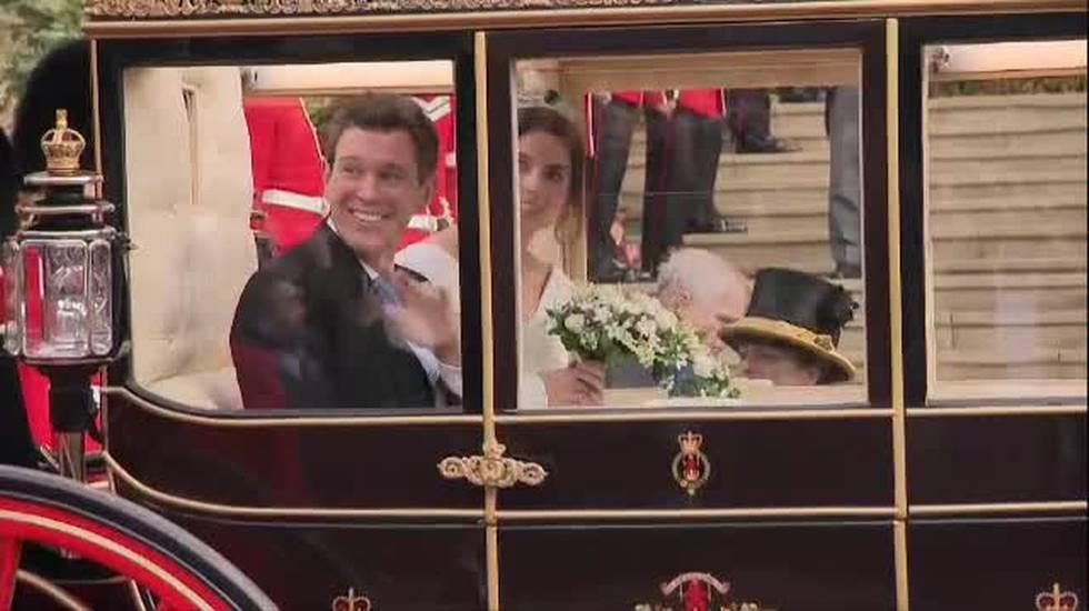 Le nozze della principessa Eugenia