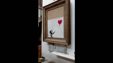"Banksy: ""Sono stato io"""