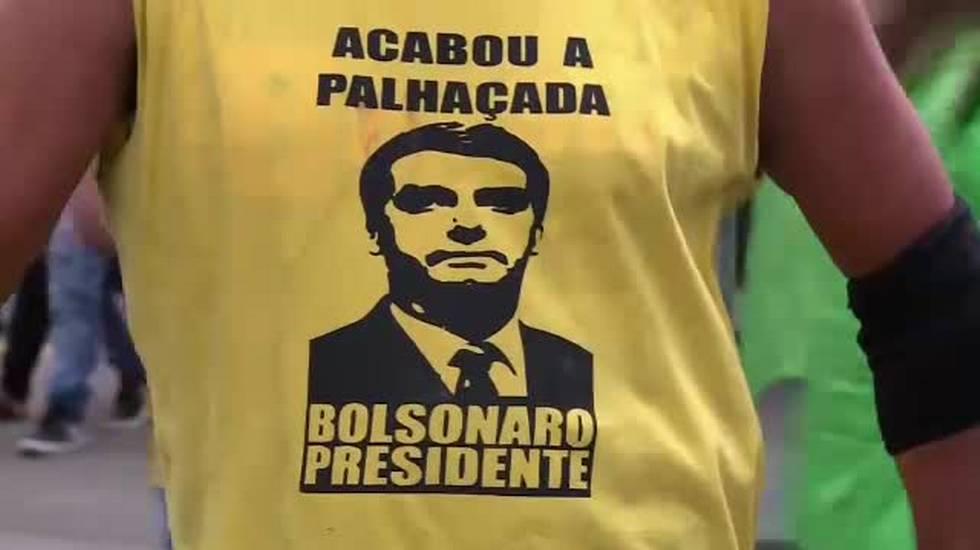 Brasile alla vigilia del voto