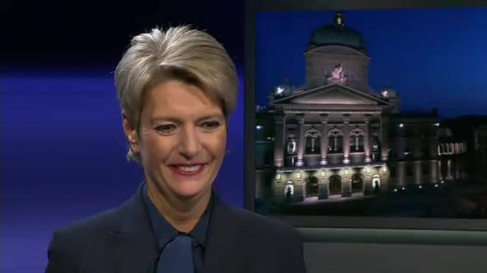 Intervista a Karin Keller Sutter