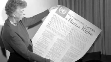 I diritti umani, 70 anni dopo