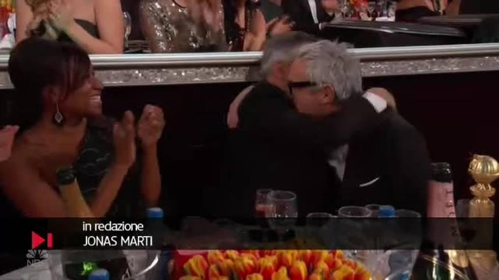 I vincitori dei Golden Globes