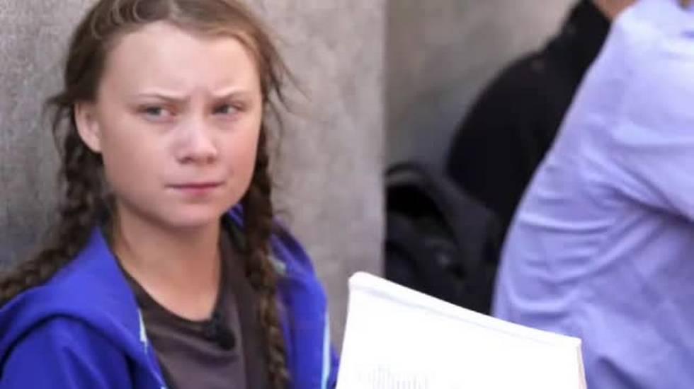La battaglia di Greta Thunberg