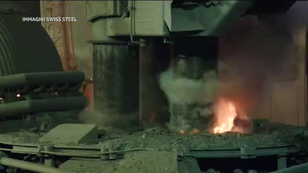 Svizzera e dazi UE sull'acciaio