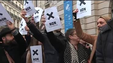 Francia contro l'antisemitismo