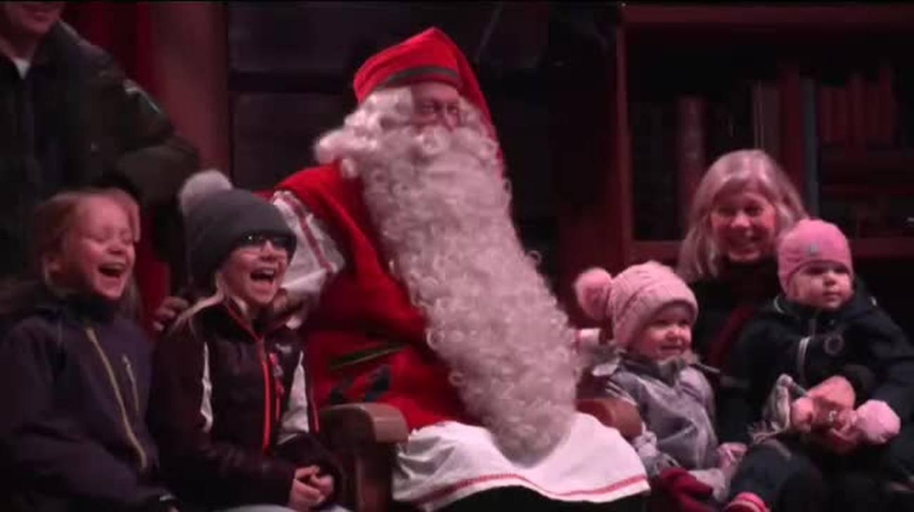 Dove Si Trova In Questo Momento Babbo Natale.Ecco Dove Si Trova Babbo Natale Rsi Radiotelevisione Svizzera