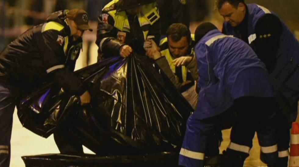28.02.2015: Russia, omicidio Nemtsov