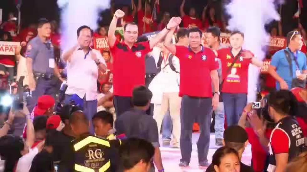 Presidenziali nelle Filippine