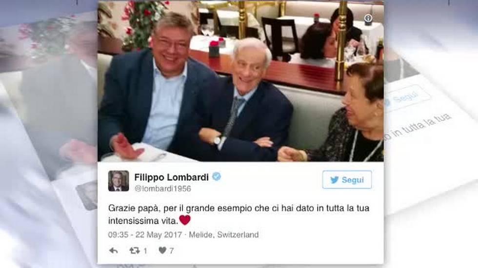 Si è spento Giovanni Lombardi