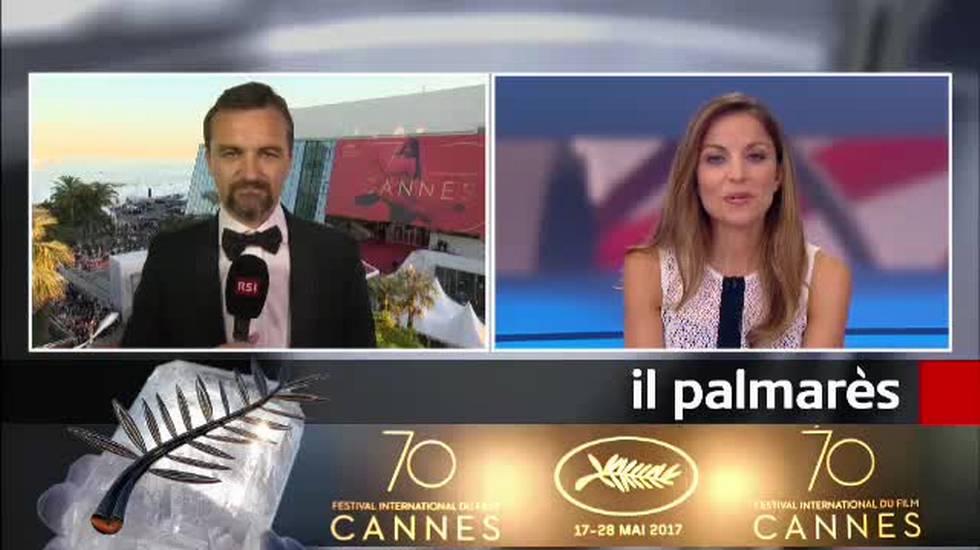 A Cannes la Palma d'oro