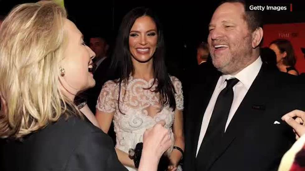 Si allarga lo scandalo Weinstein
