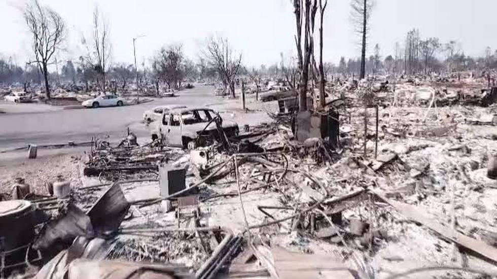 California, 23 morti negli incendi