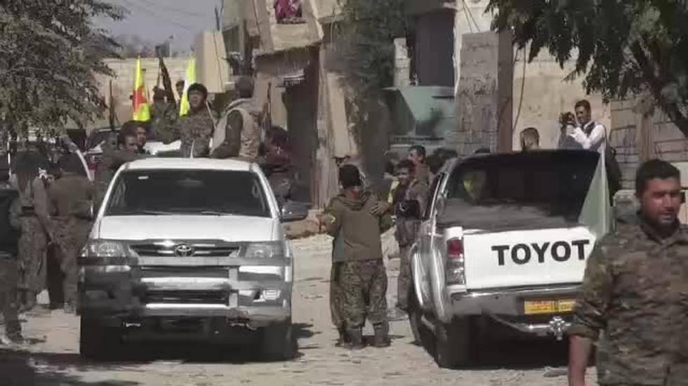 Siria, Raqqa liberata, cade la capitale dell'ISIS