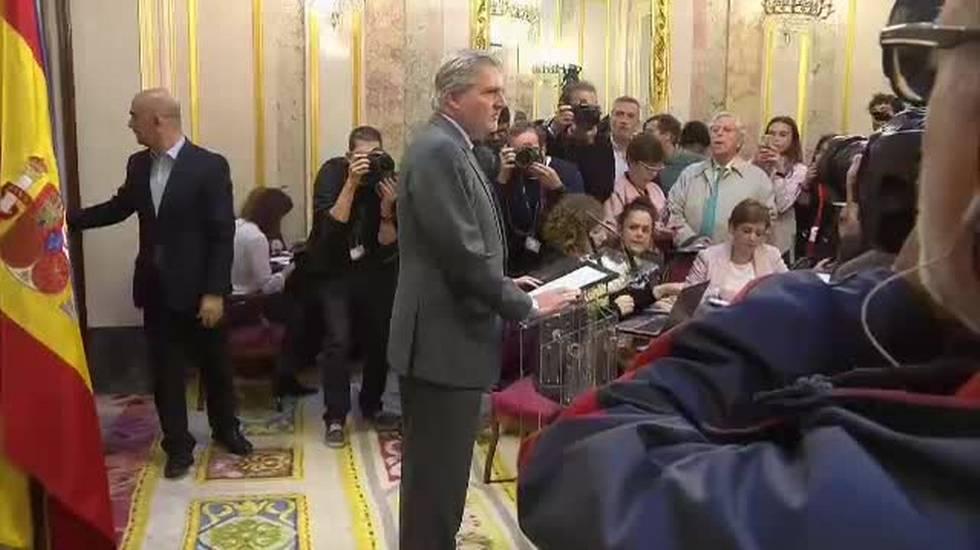 Madrid sospenderà l'autonomia catalana