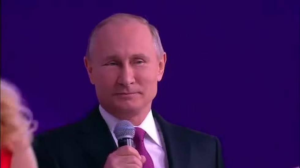 Putin si ricandida