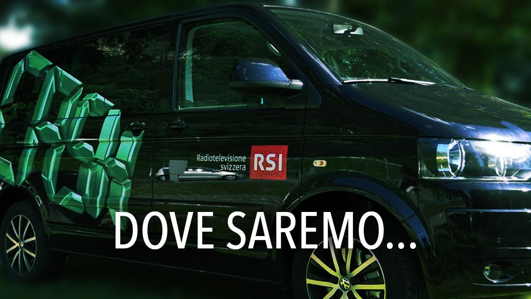 Banner Dove Saremo