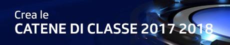 Crea le Catene di Classe 2017 2018