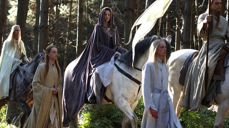 Il Signore degli Anelli in una serie tv