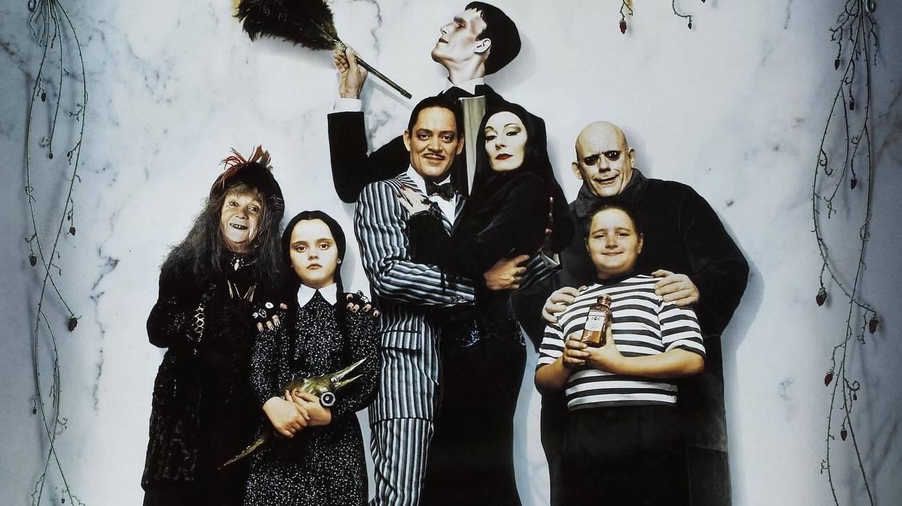 I simpatici protagonisti del film (© 1991 Paramount Pictures)