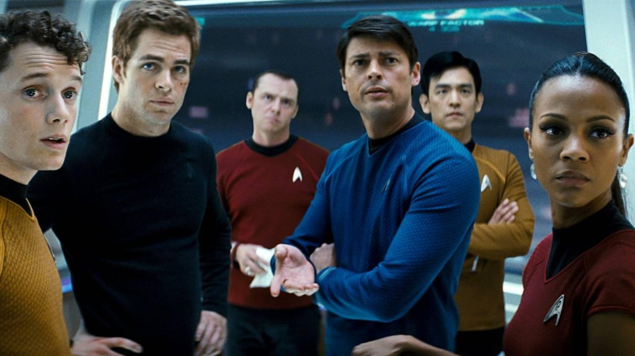 I protagonisti in una scena del film (© 2009 Universal Pictures)