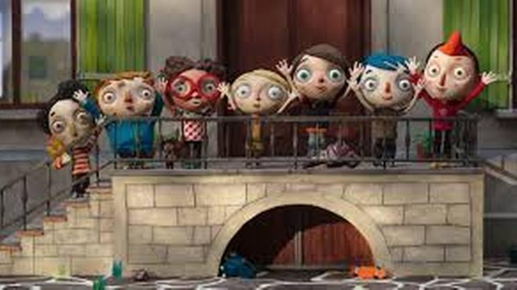 Ma vie de Courgette di Claude Barras, presentato a Cannes e candidato per l'Oscar al miglior film d'animazione nel 2017, è stato doppiato in italiano per il pubblico di RSI.